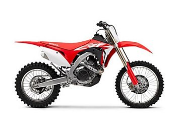 2018 Honda CRF450RX for sale 200521063