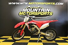 2018 Honda CRF450RX for sale 200540670