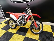 2018 Honda CRF450RX for sale 200540789