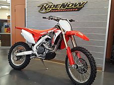 2018 Honda CRF450RX for sale 200601495