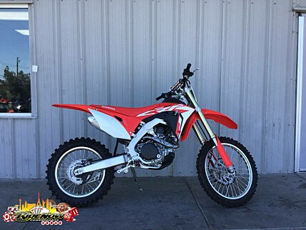 2018 Honda CRF450RX for sale 200628269