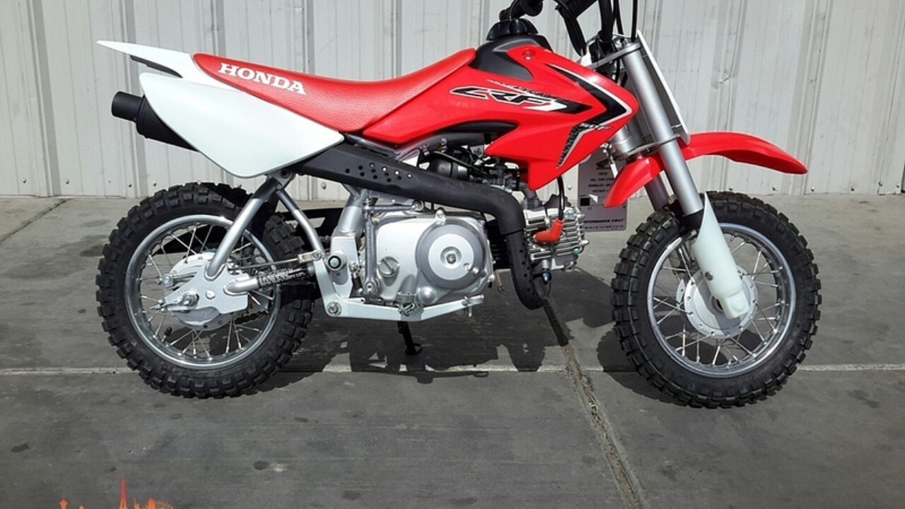 2018 Honda CRF50F for sale 200524911