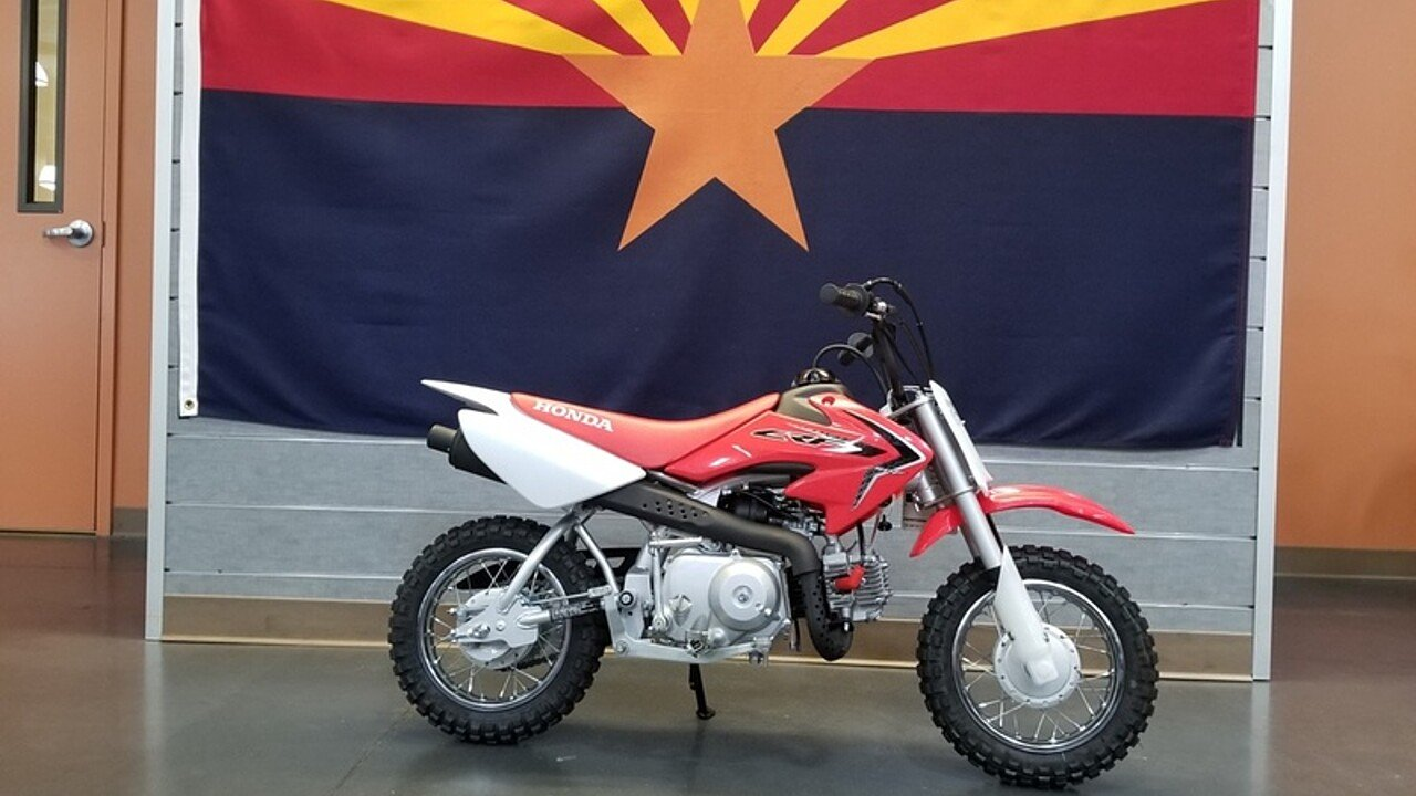 2018 Honda CRF50F for sale 200525669