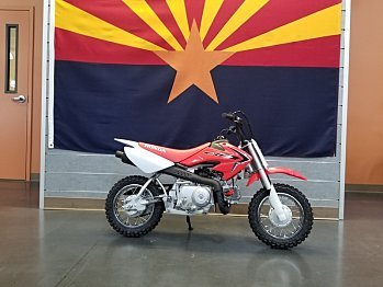 2018 Honda CRF50F for sale 200525687