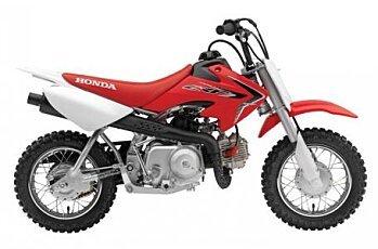 2018 Honda CRF50F for sale 200531780