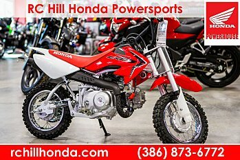 2018 Honda CRF50F for sale 200532386