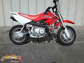 2018 Honda CRF50F for sale 200536009