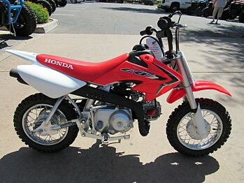 2018 Honda CRF50F for sale 200546195