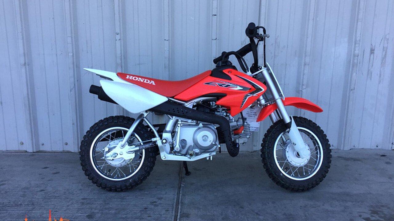 2018 Honda CRF50F for sale 200593933