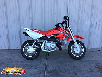 2018 Honda CRF50F for sale 200593945