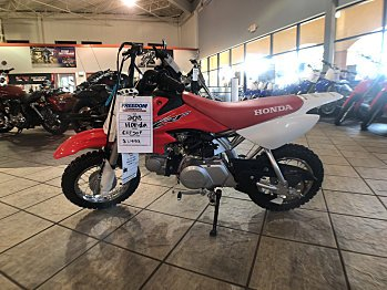 2018 Honda CRF50F for sale 200600839