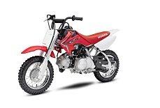 2018 Honda CRF50F for sale 200482125