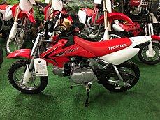 2018 Honda CRF50F for sale 200501821