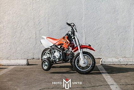 2018 Honda CRF50F for sale 200502698