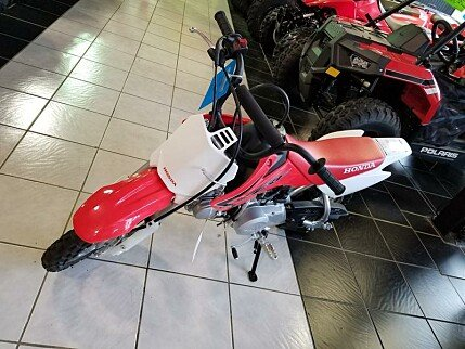 2018 Honda CRF50F for sale 200524217
