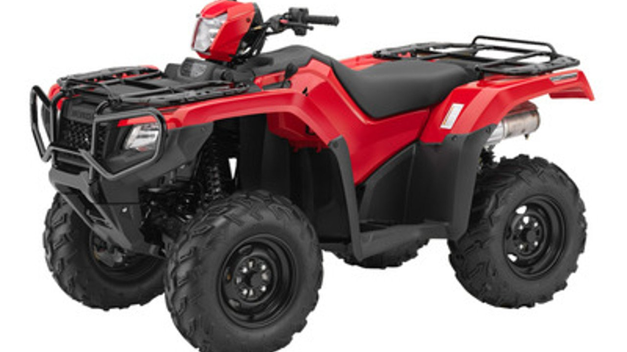 2018 Honda FourTrax Foreman Rubicon for sale 200487658