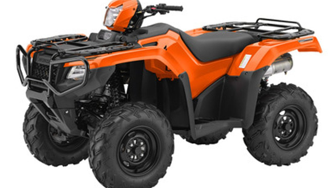 2018 Honda FourTrax Foreman Rubicon for sale 200487684