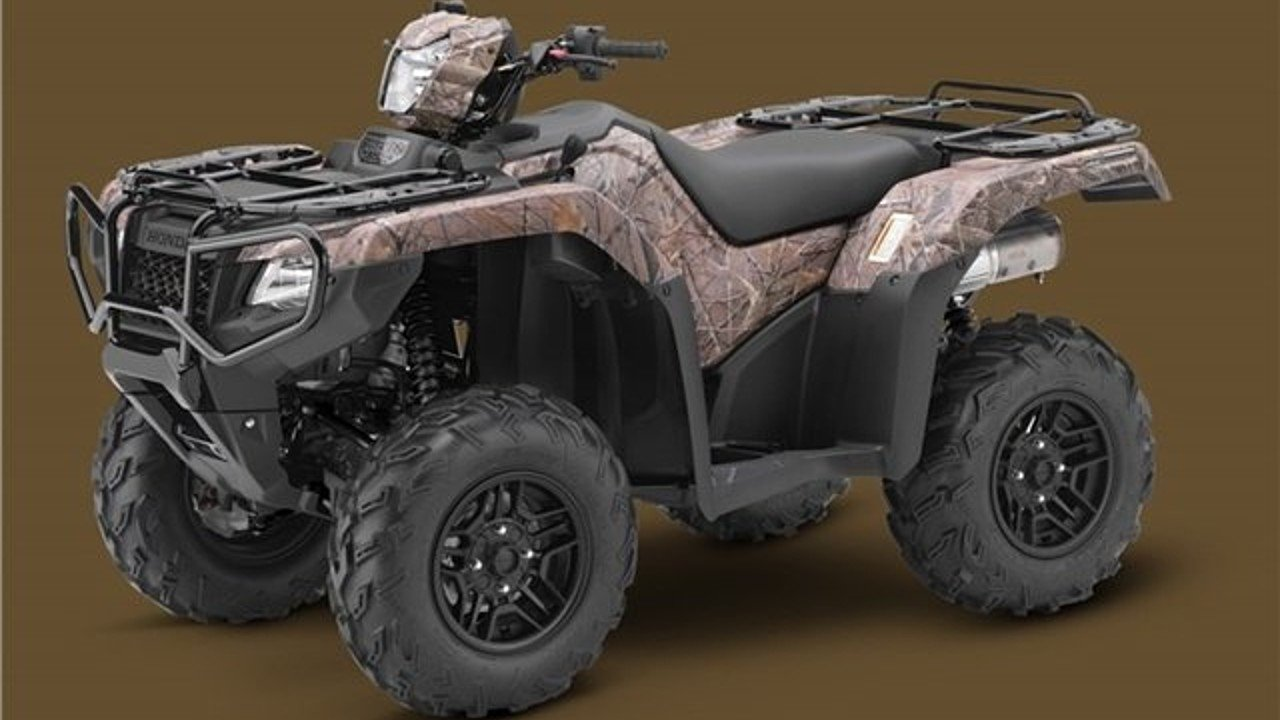2018 Honda FourTrax Foreman Rubicon for sale 200496341