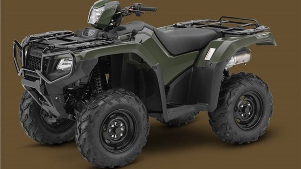 2018 Honda FourTrax Foreman Rubicon for sale 200497645