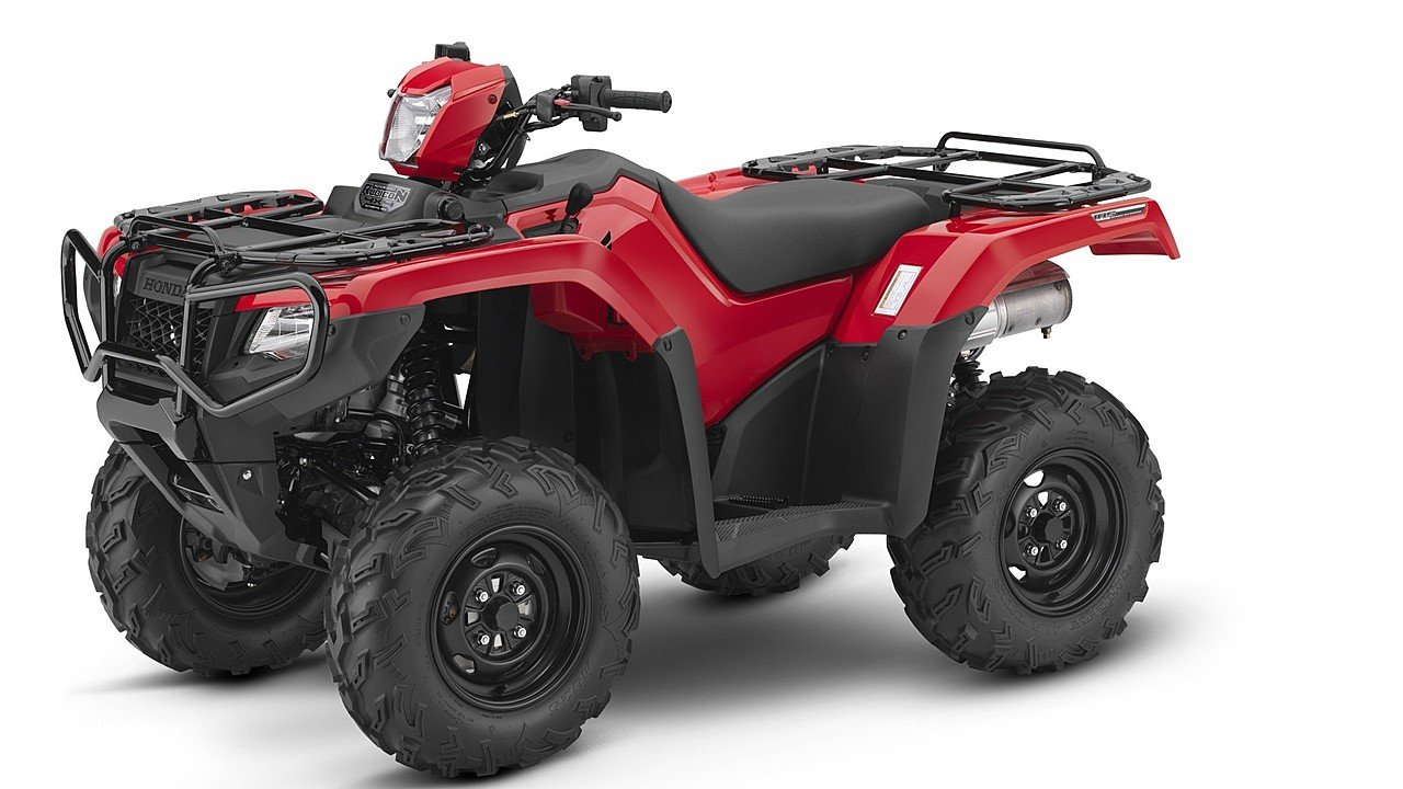 2018 Honda FourTrax Foreman Rubicon for sale 200503022