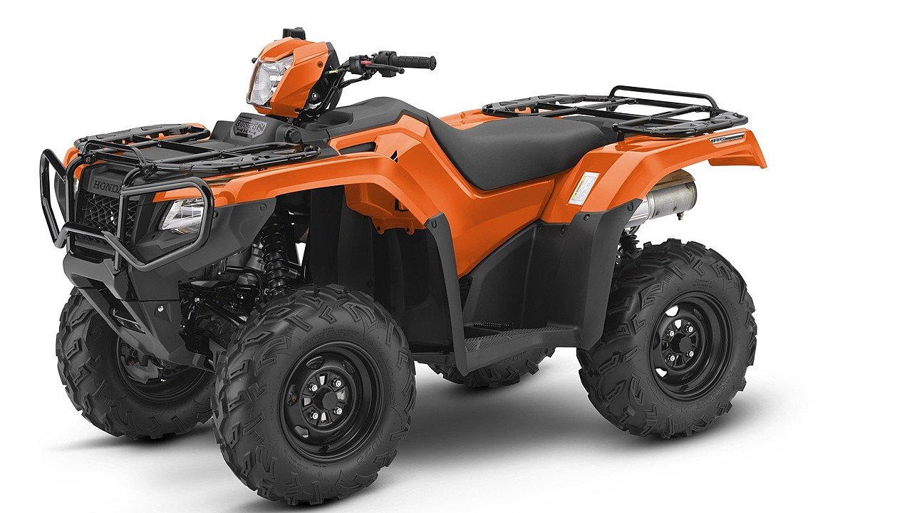 2018 Honda FourTrax Foreman Rubicon for sale 200503031