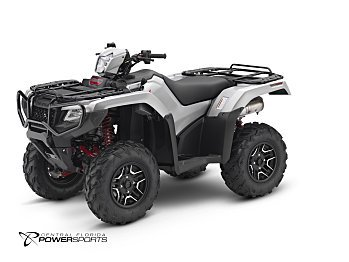 2018 Honda FourTrax Foreman Rubicon for sale 200503033