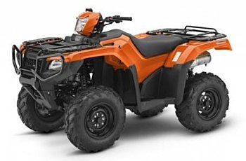 2018 Honda FourTrax Foreman Rubicon for sale 200510141