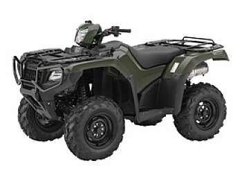 2018 Honda FourTrax Foreman Rubicon 4x4 Automatic for sale 200513932