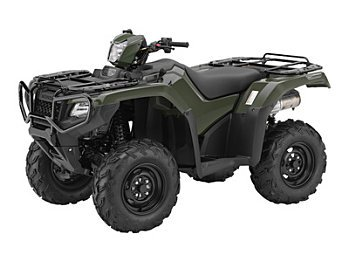 2018 Honda FourTrax Foreman Rubicon for sale 200528396