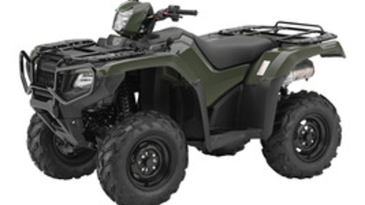 2018 Honda FourTrax Foreman Rubicon for sale 200530303