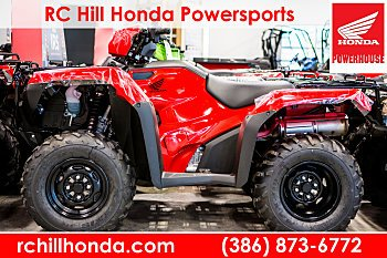 2018 Honda FourTrax Foreman Rubicon 4x4 Automatic EPS for sale 200546964