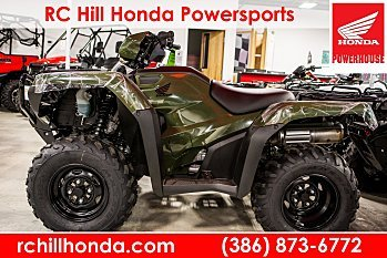 2018 Honda FourTrax Foreman Rubicon 4x4 Automatic EPS for sale 200548543