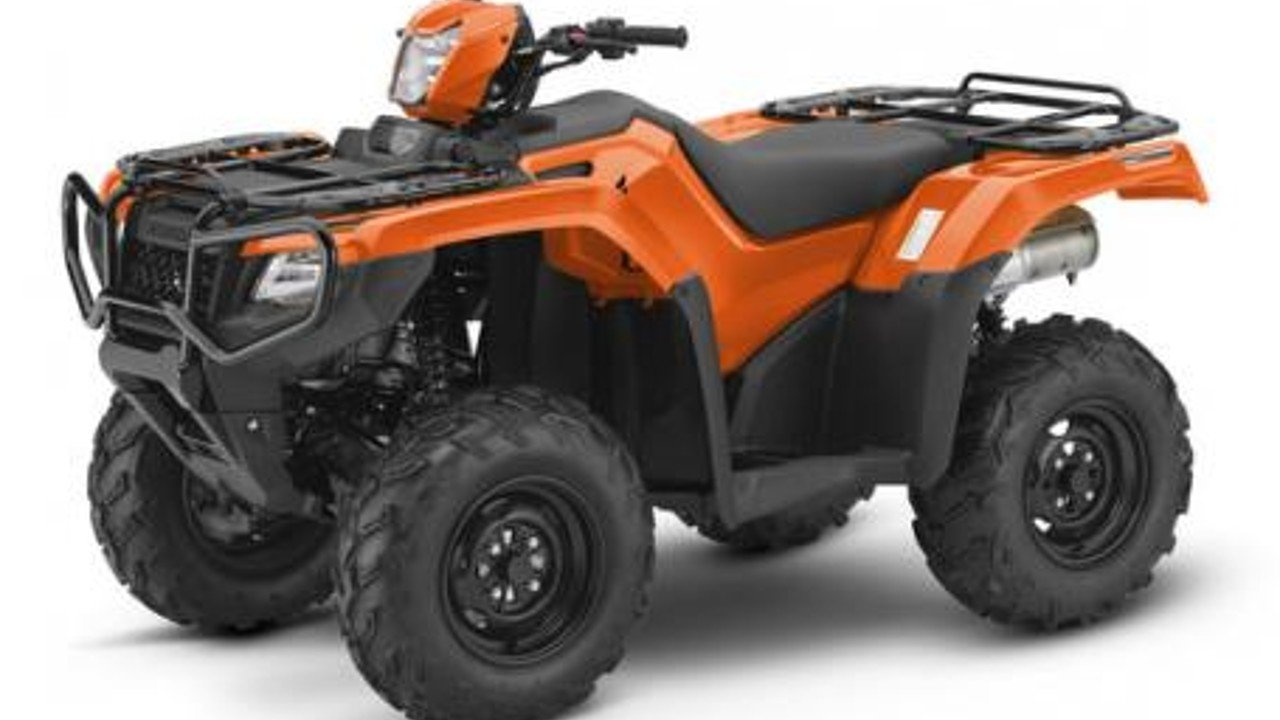 2018 Honda FourTrax Foreman Rubicon 4x4 EPS for sale 200549747