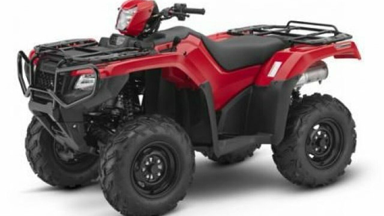 2018 Honda FourTrax Foreman Rubicon for sale 200551322