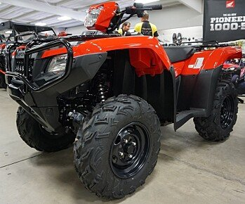 2018 Honda FourTrax Foreman Rubicon 4x4 Automatic for sale 200570419