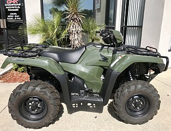 2018 Honda FourTrax Foreman Rubicon 4x4 Automatic for sale 200571024