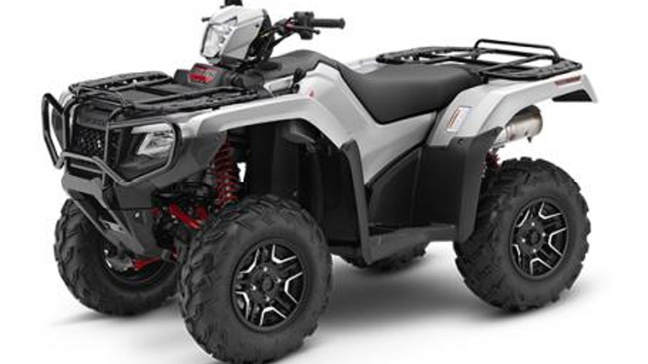 2018 Honda FourTrax Foreman Rubicon for sale 200578944
