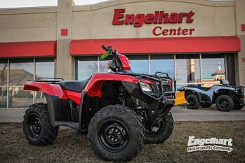 2018 Honda FourTrax Foreman Rubicon 4x4 Automatic for sale 200582114