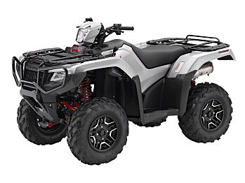 2018 Honda FourTrax Foreman Rubicon for sale 200582362