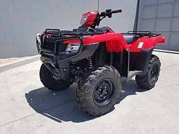 2018 Honda FourTrax Foreman Rubicon 4x4 Automatic for sale 200584359