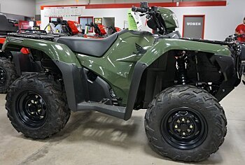 2018 Honda FourTrax Foreman Rubicon 4x4 EPS for sale 200591356