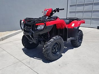 2018 Honda FourTrax Foreman Rubicon 4x4 Automatic EPS for sale 200601500