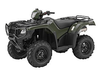 2018 Honda FourTrax Foreman Rubicon for sale 200601929