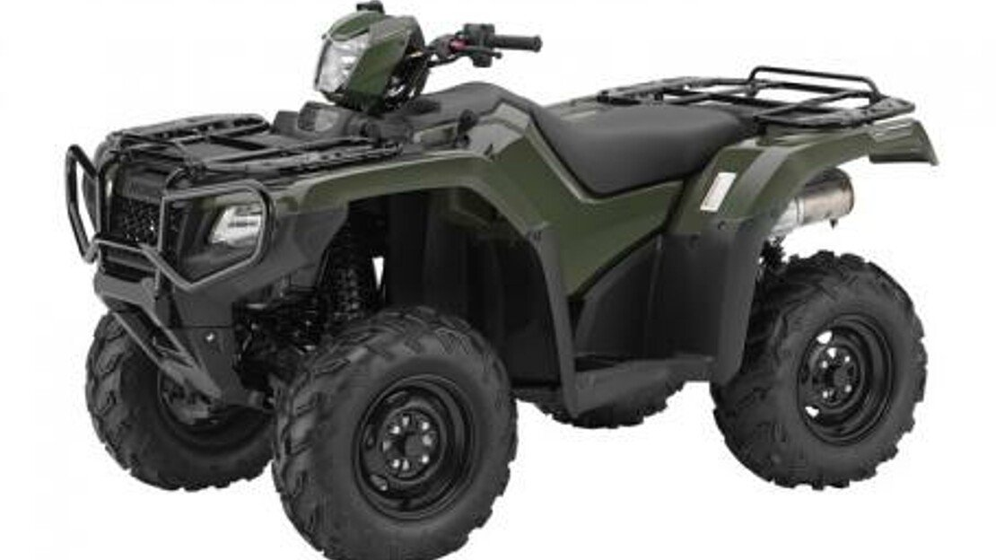 2018 Honda FourTrax Foreman Rubicon for sale 200608773