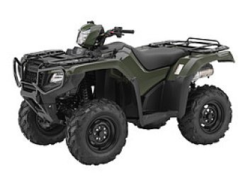 2018 Honda FourTrax Foreman Rubicon for sale 200609243