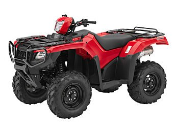 2018 Honda FourTrax Foreman Rubicon for sale 200609259