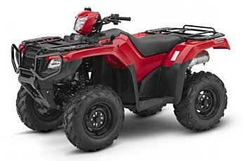 2018 Honda FourTrax Foreman Rubicon 4x4 Automatic EPS for sale 200612744