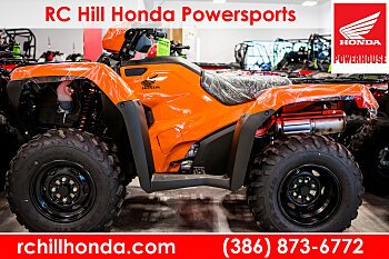 2018 Honda FourTrax Foreman Rubicon 4x4 EPS for sale 200642221
