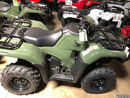 2018 Honda FourTrax Foreman Rubicon for sale 200501832