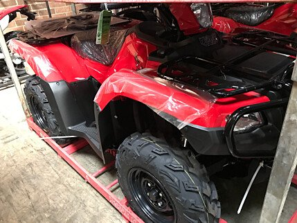 2018 Honda FourTrax Foreman Rubicon for sale 200501833